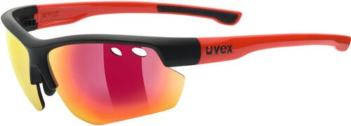 UVEX sportstyle 115 Glasses black 2018 Brillen & Goggles KgteFgJSWR